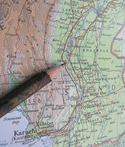 Fünf Tage und Nächte auf Pilgerfahrt in Pakistan