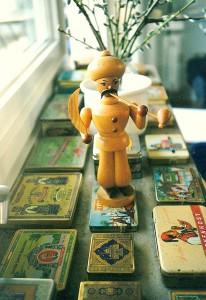 Schienerls Sammlung enthält auch kuriose Objekte (phot. Ise Billig)