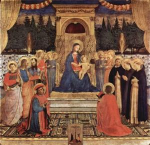 Fra Angelicos Altartafel aus San Marco