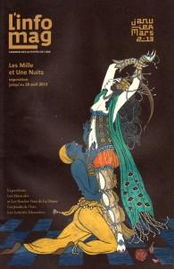 Die Agenda des IMA zur Ausstellung 1001 Nacht