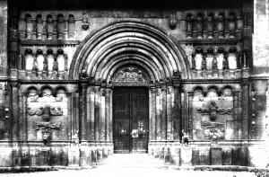 Portalbildwerke der St. Jacobskirche Regensburg
